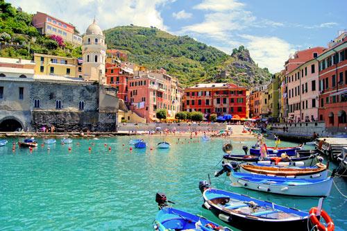 Italy city break
