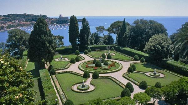 garden tours in Italy