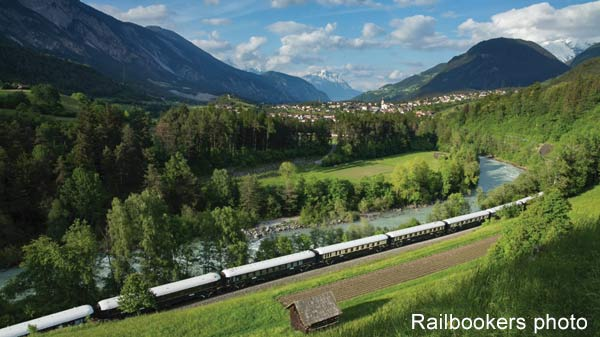 Rail holidays in Italy
