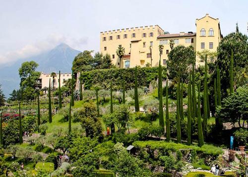 Italy Garden Tours
