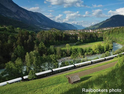 Rail Holidays Italy