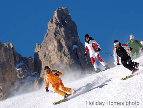 Skiing and Sports in Italy