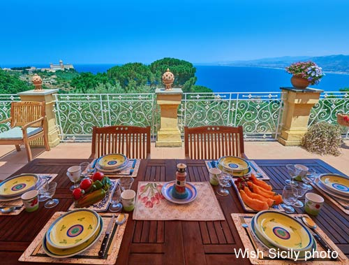 Villa holidays in Italy
